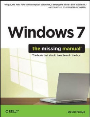 Windows 7 - The Missing Manual