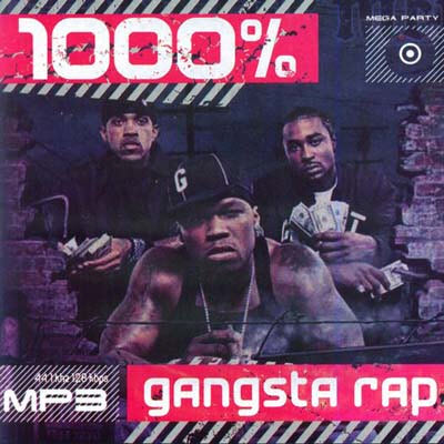 VA - Gangsta Rap (2010)
