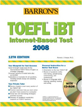 Barron's TOEFL iBT Internet-Based Test, 12th Edition
