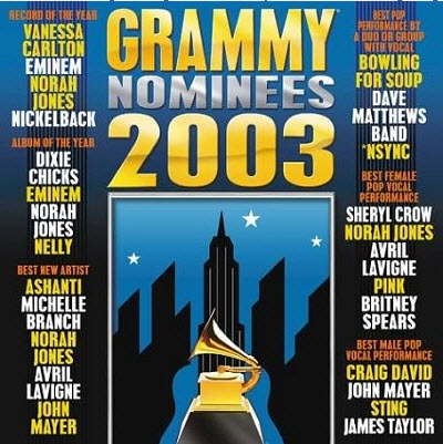 Various Artists - Grammy Nominees 2003
