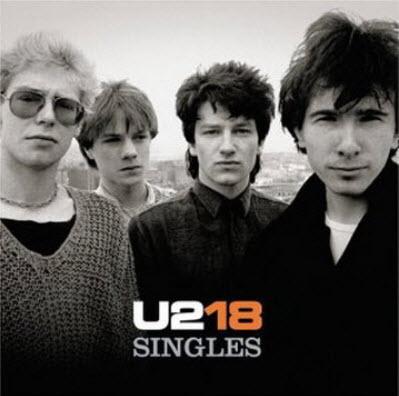 U2 - 18 Singles (2006) [Lossless]