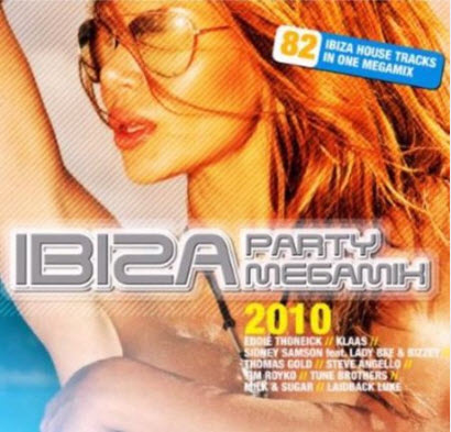 VA - Ibiza Party Megamix (2010)