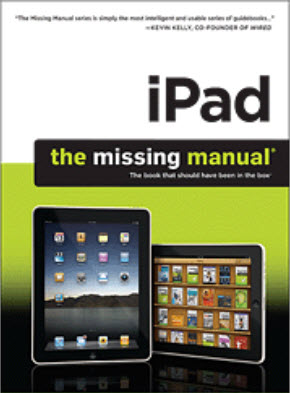 iPad The Missing Manual