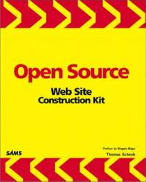 Open Source Web Site Construction Kit