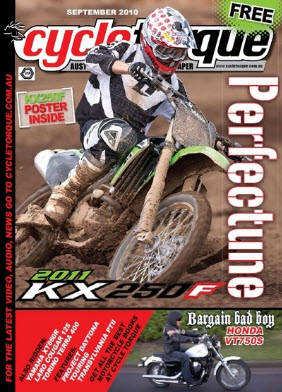 Cycle Torque - September 2010