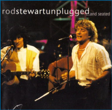 Rod Stewart - Unplugged ...and seated (1993) FLAC