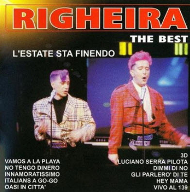 Righeira - The Best Of (2002)