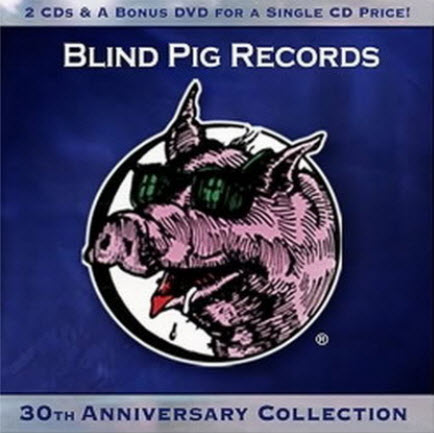 VA - Blind Pig Records: 30th Anniversary Collection (2006)