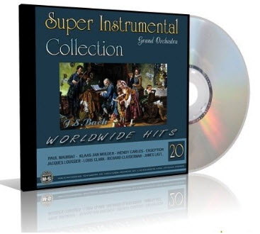 VA - Super Instrumental 20 (Bach)