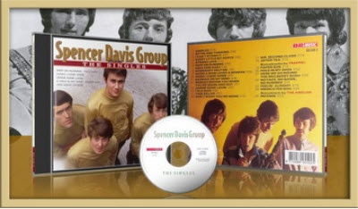 Spencer Davis Group - The Singles (2003) [FLAC]