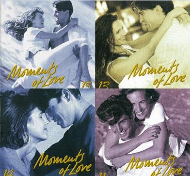 VA - Moments Of Love Vol 11-15 (2010)