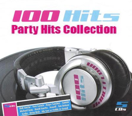 VA - 100 Party Hits Collection (2008)
