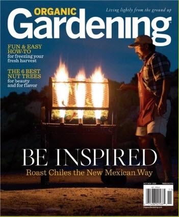 Organic Gardening - October/November 2010