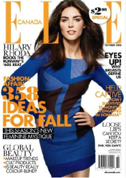 Elle Canada - October 2010 (Canada) True PDF