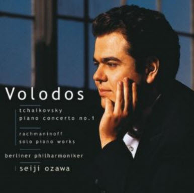 Volodos: Tchaikovsky - Piano Concerto No.1, Rachmaninoff - Solo Piano Works (2003)