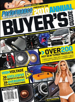 Performance Auto & Sound - Annual Buyers Guide 2010