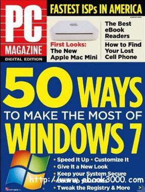 PC Magazine - August 2010