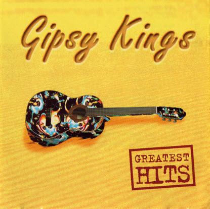 Gipsy Kings - Greatest Hits (Japanese Edition) (1994)