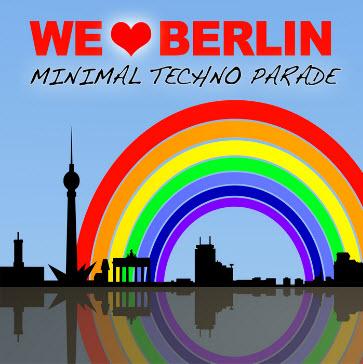 VA - We Love Berlin 1.2 (Minimal Techno Parade) (2010)