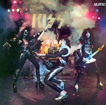 Kiss � Alive! (First US Pressing) VinylRip