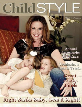 Child Style Magazine - August 2010