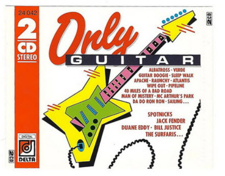 VA - Only Guitar [2CD]