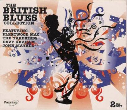 VA - The British Blues Collection (2CD) (2006)
