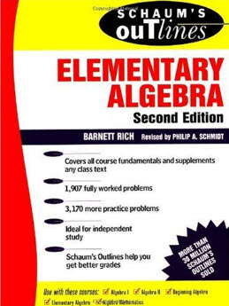 Schaum's Outline of Intermediate Algebra