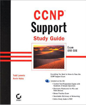 CCNP Support Study Guide Exam 640-506