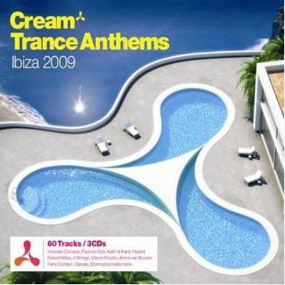 VA - Cream Trance Anthems Ibiza 2009 (2009)