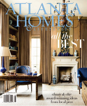 Atlanta Homes & Lifestyles Magazine August 2010