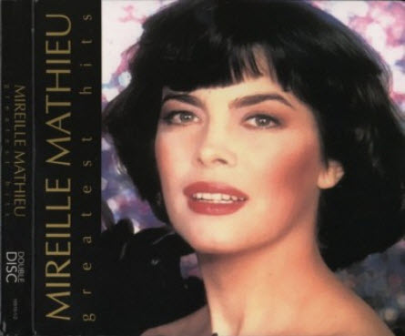 Mireille Mathieu - Greatest Hits (2CD) (2008) [Lossless]