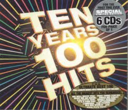 VA - Ten Years 100 Hits of Disco - 2003
