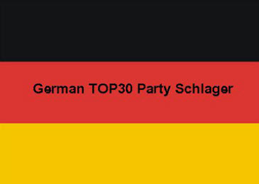 VA - German TOP30 Party Schlager Charts (23.08.2010)