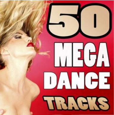 50 Mega Dance Tracks (2010)