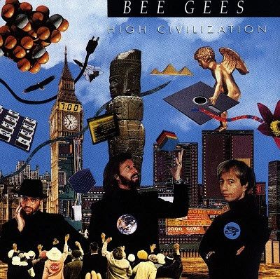 Bee Gees - High Civilization (1998)