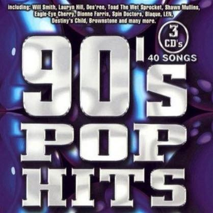 VA - 90's Pop Hits (3CD) (2011)