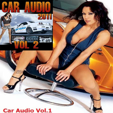 Car Audio Vol 1-2 - (2011)