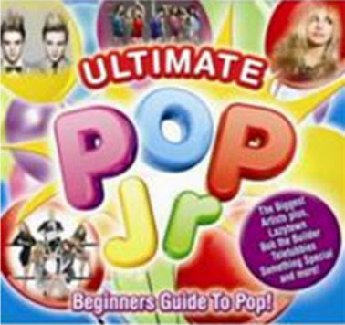 VA - Ultimate Pop Jr (2CD) - 2010