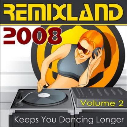 VA - Remixland 2008 (Vol.2) (2CD)