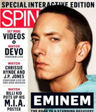 SPIN - August 2010