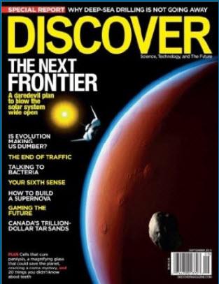 Discover Magazine - September 2010