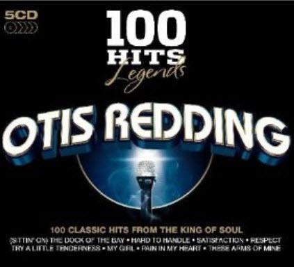 Otis Redding - 100 Hits Legends (2010) FLAC