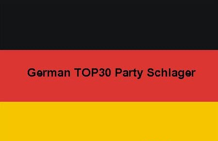 VA - German TOP30 Party Schlager Charts (09.08.2010)