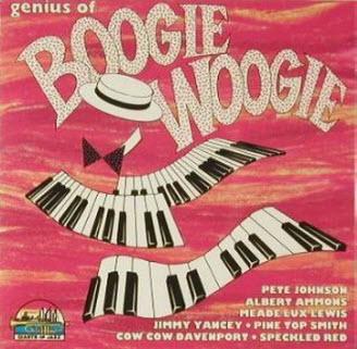 VA Genius of Boogie Woogie