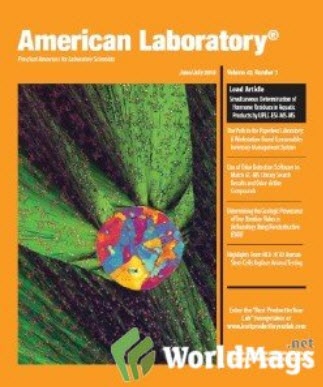 American Laboratory - June/July 2010