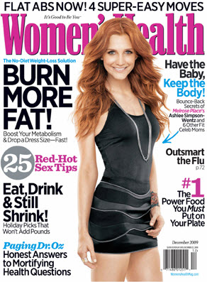 Women's Health - December 2009 (US)