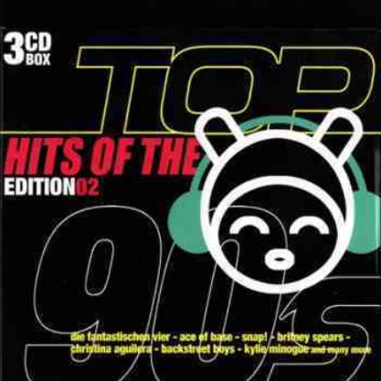 Various Artists - Top Hits of the 90s (Edition 2) 3CD [2009/CD/MP3/320]