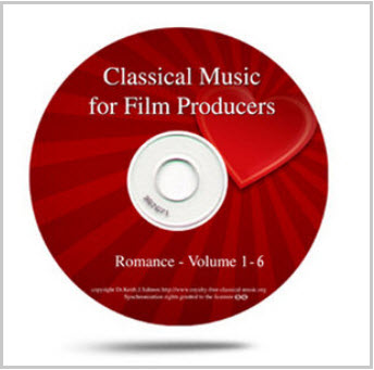 VA - Royalty Free Classical Music for Film Producers - Romance (2010)