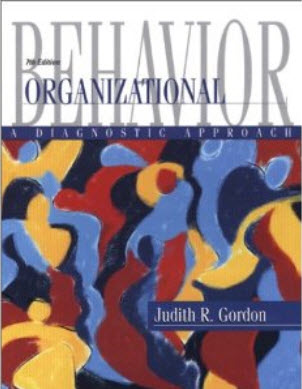 Organizational Behavior: A Diagnostic Approach